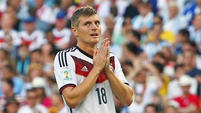 El Reial Madrid fa oficial el fitxatge de Toni Kroos, procedent del Bayern de Munic