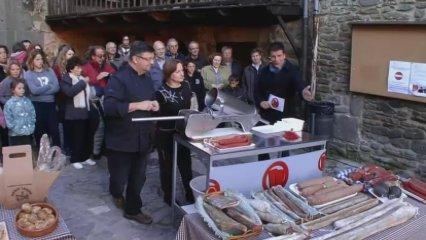 Rupit i Pruit: sabors de la cuina catalana i plats amb nom de sant (I)