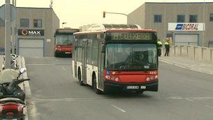 Sense incidències durant la vaga parcial dels autobusos de TMB