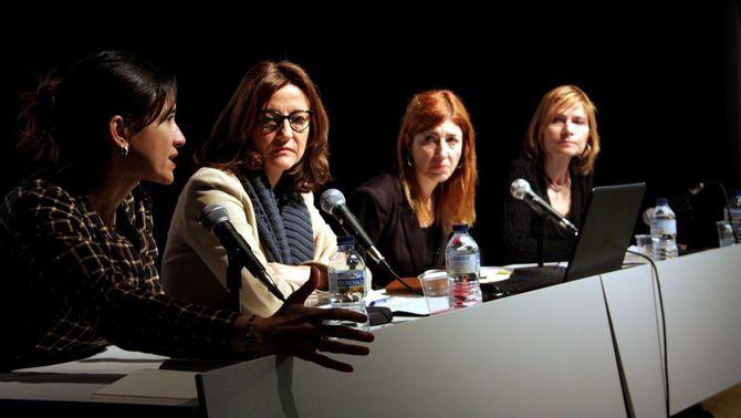 Entitats i alcaldesses firmen un manifest contra la regulació de la prostitució a Barcelona