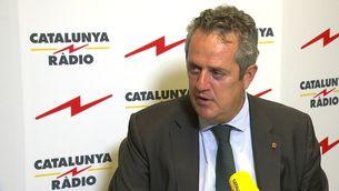 Joaquim Forn a Catalunya Ràdio