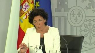 Imatge de:L'executiu espanyol demana al govern que no posi ultimàtums i nega que el 155 estigui damunt la taula