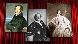 23 de setembre: Bellini, Malibran, Duprez i Rossini