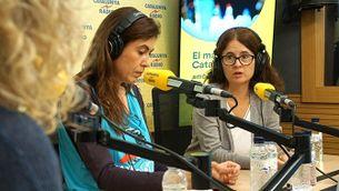 Txell Bonet i Susanna Barreda