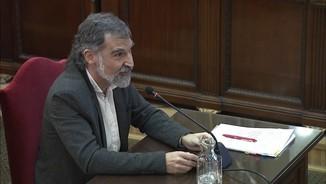 Imatge de:Jordi Cuixart explica els fets del 25 de setembre de 2017 a Badalona