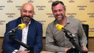 Saül Gordillo i Santi Faro
