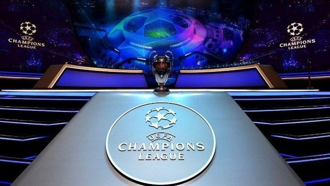 El sorteig de la Champions i l'Europa League, en directe