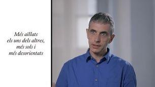 """Jordi Pigem: """"La psicologia és una cosa que necessites quan t'allunyes de la natura"""""""