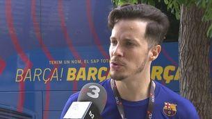 El Barça, a punt per a la gran final de la Lliga ACB