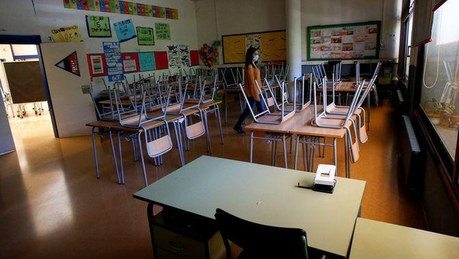 Quatre de cada cinc alumnes han pogut anar a escola cada dia tot i la Covid