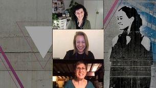 """""""Dones i documentals"""", Instagram Live amb Arantza Diez i Alba Sotorra"""