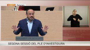 "Alejandro Fernández (PP): ""Al final, el problema sempre és Waterloo"""