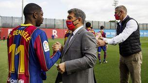 Neymar és una opció real per al Barça? El canviaríeu per Dembélé aquest estiu?