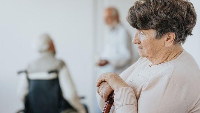 Arreu del món, uns 30 milions de persones pateixen Alzheimer (Europa Press)