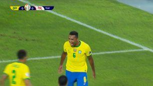 El Brasil goleja el Perú