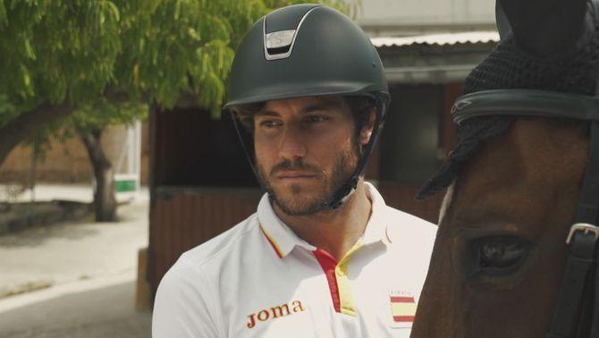 Aleix Heredia i el pentatló, l'esport olímpic més desconegut