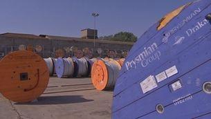 El fabricant de cables Prysmian, que ocupava les instal·lacions, va tancar fa un any acomiadant 300 treballadors