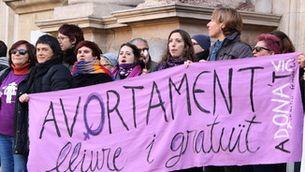 Radiografia de l'avortament a Catalunya: un dret no tan lliure per a totes les dones