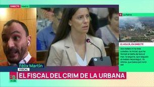 """Félix Martín, fiscal del cas de la Guàrdia Urbana: """"És un èxit haver aconseguit una condemna per assassinat"""""""