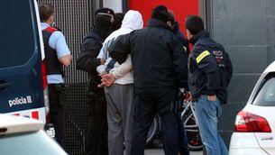 Quatre policies de Llinars, entre els detinguts en una operació contra el narcotràfic