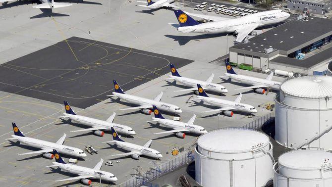 Les aerolínies fan vols de prova per avaluar el risc de la cendra volcànica