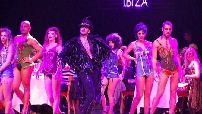 El cabaret ha arribat al Teatre Principal.