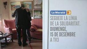 Via llibre - Jesús Cañadas i el llibre de La Marató