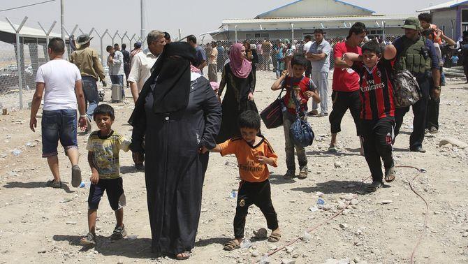 Mossul, la segona ciutat més important de l'Iraq, cau en mans de partidaris d'Al-Qaeda