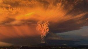 L'erupció sobtada del volcà Calbuco a Xile