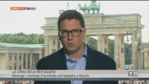 Telenotícies cap de setmana migdia - 13/09/2015