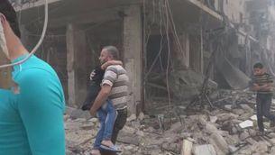 Ofensiva del règim a Alep