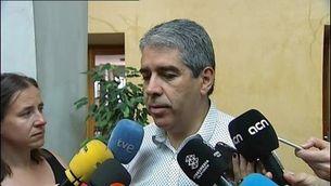 Francesc Homs vol que la convicció democràtica s'expressi a les urnes