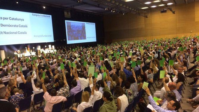 La nova Convergència escull Partit Demòcrata Català com a nom de la formació