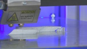 Impressora 3D ajuda a operar als traumatòlegs del Parc Taulí de Sabadell