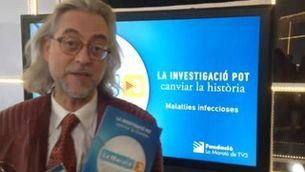Víctor Amela escriu per al llibre de La Marató