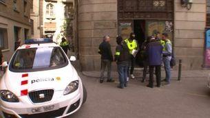Creixen un 19% els delictes a Barcelona, sobretot els furts