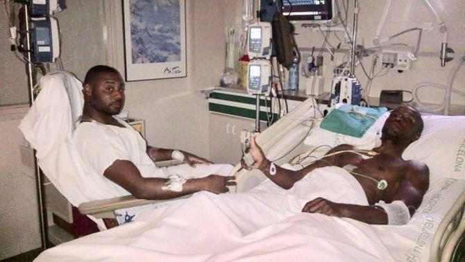 Cas Abidal: el jutge demana un reconeixement mèdic al cosí donant de fetge