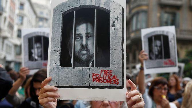 El Suprem condemna Junqueras a la pena més severa en considerar-lo el dirigent de la sedició