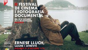 """""""Ernest Lluch, lliure i atrevit"""" es projecta al Menorca Doc Festival"""