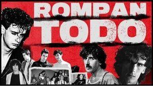 """Els protagonistes parlen: """"Rompan todo, la historia del rock en América Latina"""""""