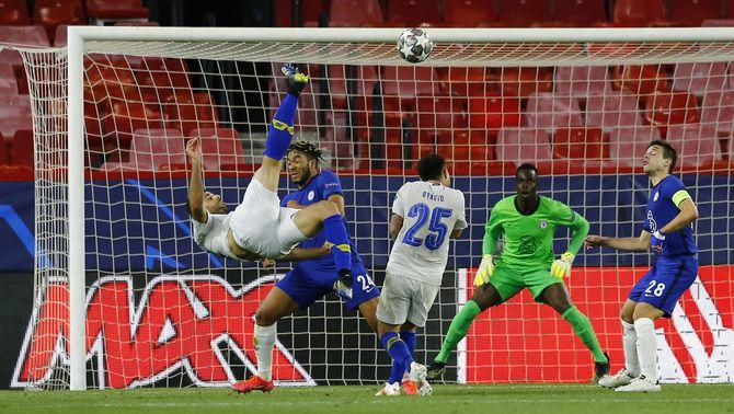 El Chelsea es classifica per a les semifinals de la Champions tot i perdre amb el Porto (0-1)