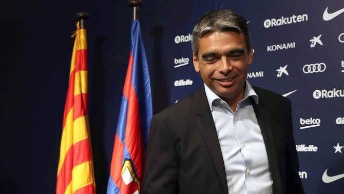 Albert Soler, nou director general d'Esports del CSD