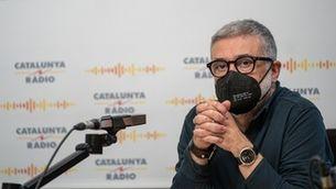 El diputat de la CUP, Carles Riera
