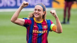 EN DIRECTE| Alexia Putellas, titular en la final de la Champions Barça-Chelsea