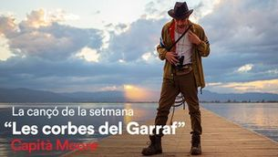 """Cançó de la setmana d'iCat: """"Les corbes del Garraf"""", de Capità Moore"""