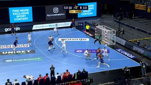 El Barça juga la final perfecta contra l'Aalborg (36-23)
