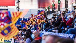 El govern cedeix i permet 3.000 espectadors al Gamper al Johan Cruyff