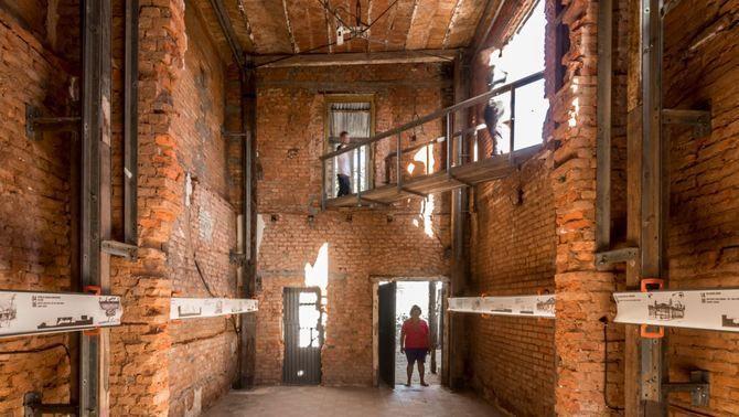 Una intervenció en un barri humil del Paraguai guanya el premi FAD Internacional