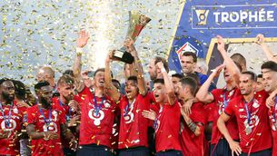 El PSG perd el primer títol de la temporada