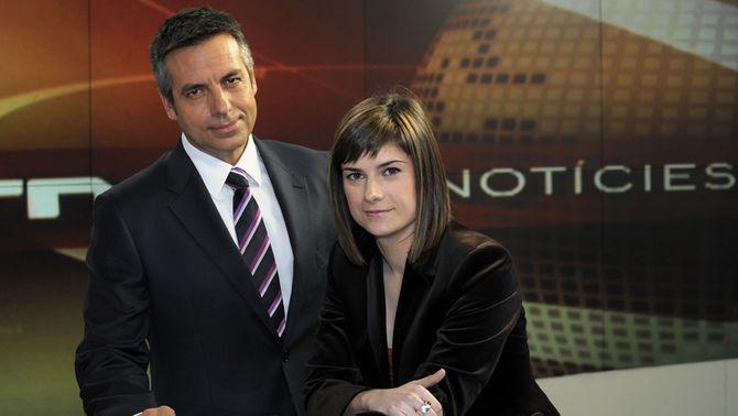 Ariadna Oltra substituirà Raquel Sans, que deixa el TN per la seva pròxima maternitat